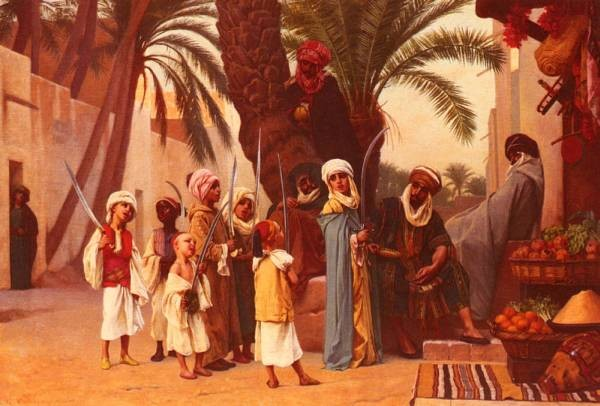 Clarence Rodolphe A Tale Of 1001 Nights